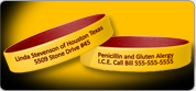 Strong ID Wristbands
