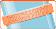Kid ID Bands