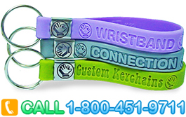 Wristbands-Silicone Keychains, Order Rubber Bracelets and