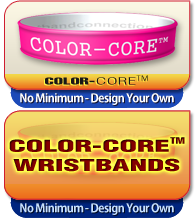 color core wristband