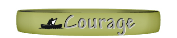 Order courage wristbands