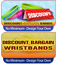 discount wristbands