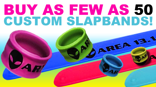 Order Customized Slapbands For Fun Fundraising Support School