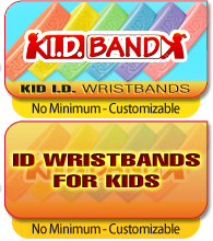 kid id band
