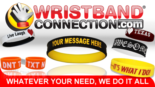 We Make Creating Custom Silicone Wristbands Easy Click The Link Below To Get Started